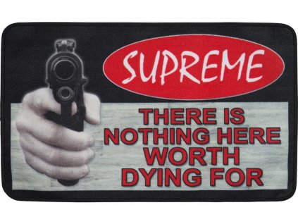 Supreme Welcome Mat 1120x800