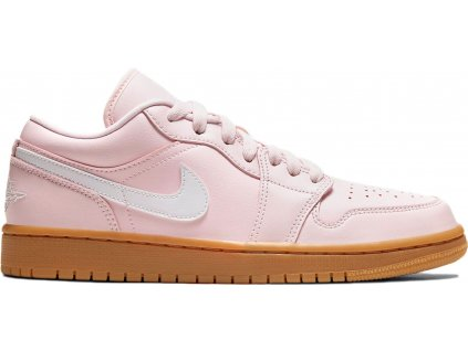 Air Jordan 1 Low Arctic Pink Gum W result