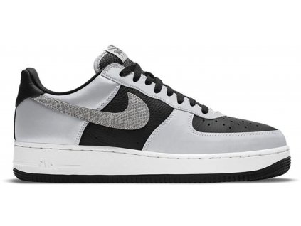 Nike Air Force 1 Low Silver Snake 2021 result