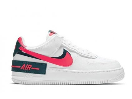 nike air force 1 shadow white dark teal green solar red white db3902 100 620x result