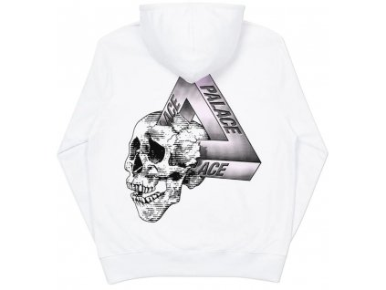 Palace Tri Crusher Hood White result