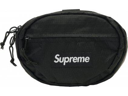 Supreme Waist Bag FW18 Black 1 result