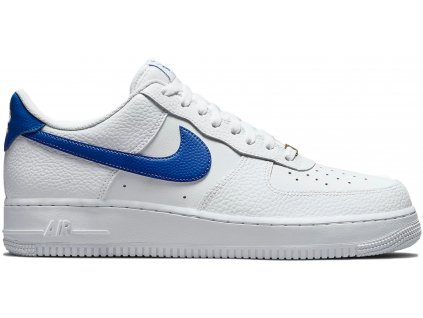 Nike Air Force 1 Low White Royal Blue result