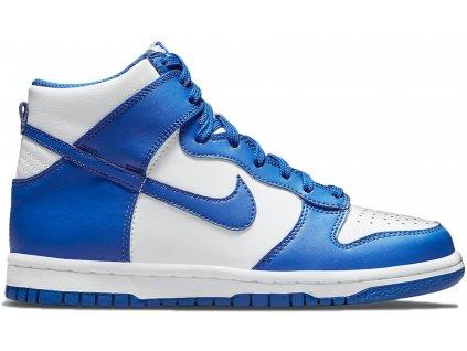 Nike Dunk High Game Royal result