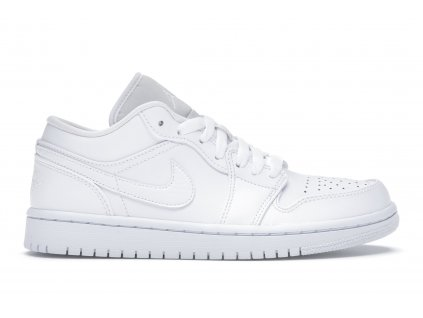 Jordan 1 Low White (W)