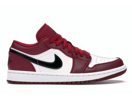 Jordan 1 Low Noble Red