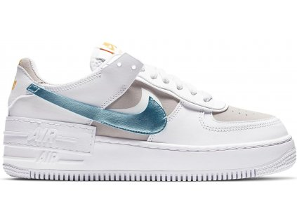 Nike Air Force 1 Shadow White Vast Grey Glacier Ice W result