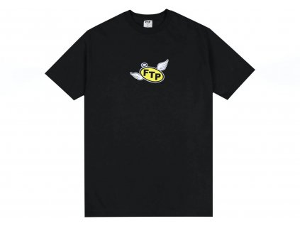 FTP Wings Tee Black result