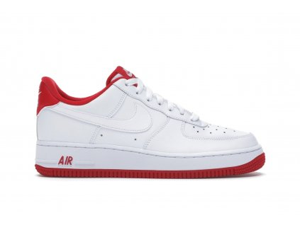 Air Force 1 Low White University Red