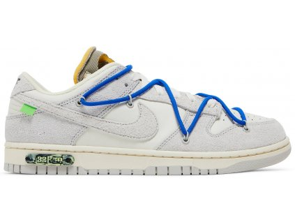 Nike Dunk Low Off White Lot 32 Product result