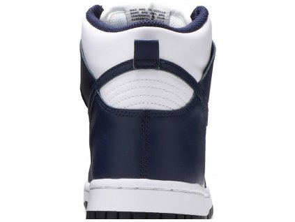 Nike Dunk High Championship Navy GS result
