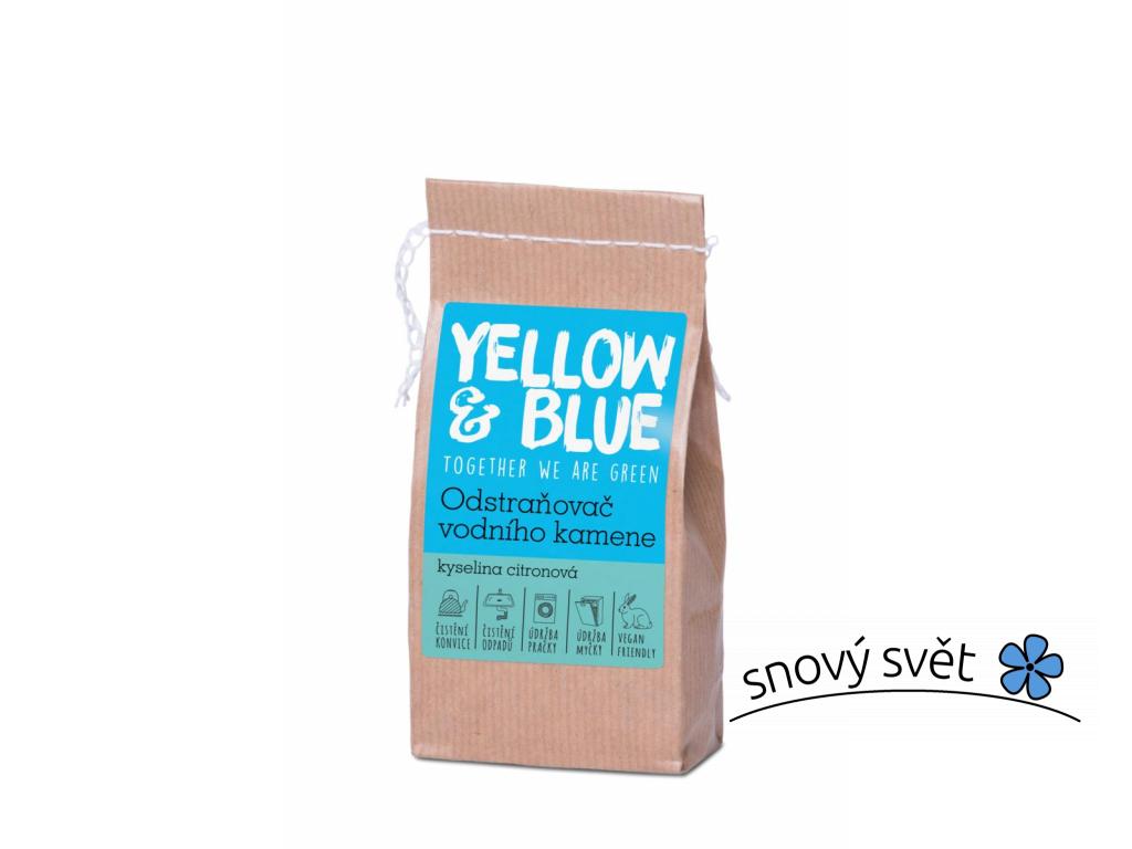 Odstraňovač vodního kamene - kyselina citronová - Tierra Verde - TV0011