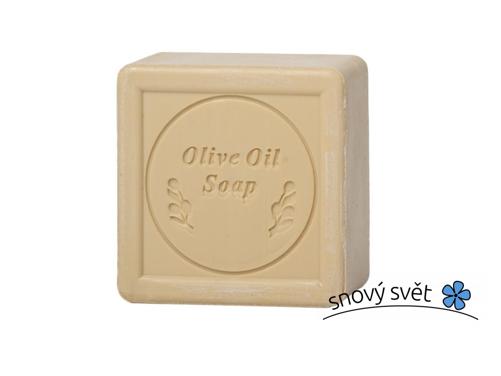 Olivové mýdlo s citronovým extraktem na skvrny - Tierra Verde - TV0012