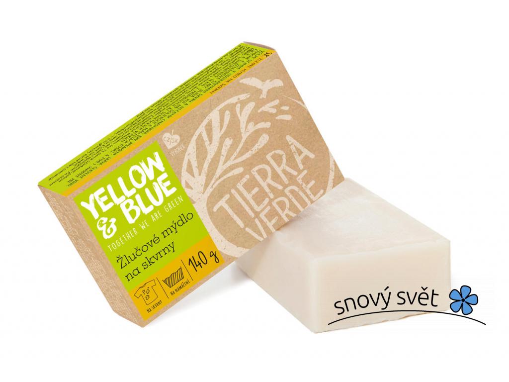 Žlučové mýdlo na praní, odstraňovač skvrn Tierra Verde - TV0022