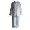 Lněné pyžamo bílé