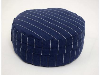 Meditační pohankový sedák Tyrone 14 cm - PP0002