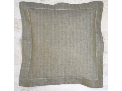Pohankový polštář Gliny 40x40 - PPS001
