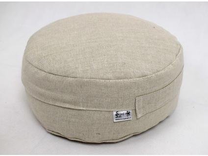 Meditační pohankový sedák Lenka 14 cm - PP0006