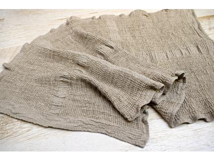 Lněný ručník Vladimír - BL0102