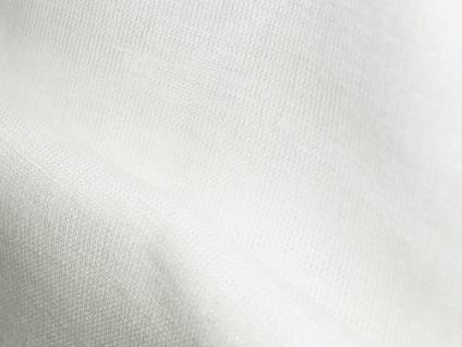 Polobělená len záclonová - 50% len - BLX017