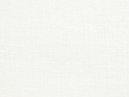 VZOREK - Lněná látka polobělená 170g/m2 - BLX001_01