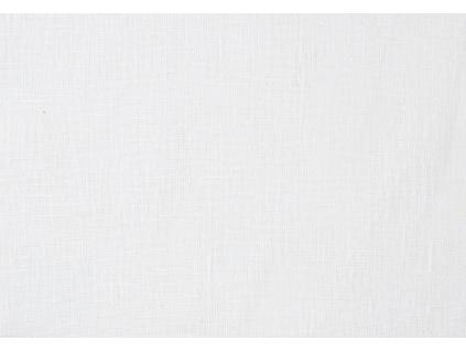 VZOREK - Lněná látka opticky bílá 260 - BLX018_01