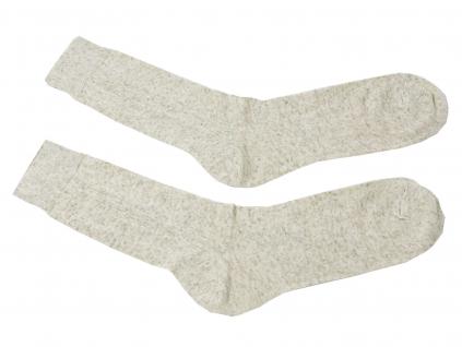 Lněné ponožky klasika - 5 kusů - SAS004
