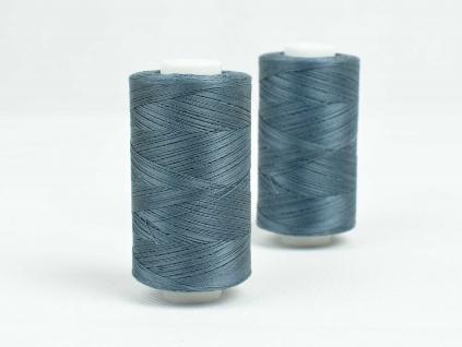 Bavlněná nit modrá (3011) 1000 yards - AP0010