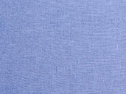 Lněná látka světle modrá 260 - BLX039