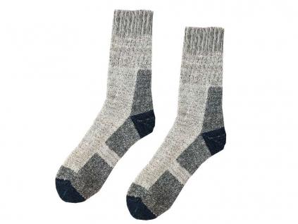 Vlněné Thermo ponožky Klasik - KB0003_05