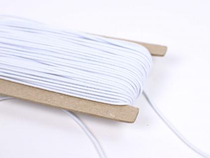 Pruženka 1,4 mm klobouková bílá - VM0019_01