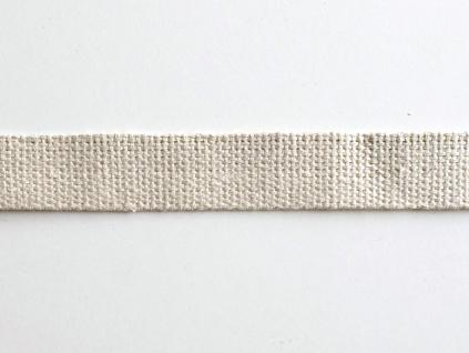 Konopný popruh 3 cm - WS0008