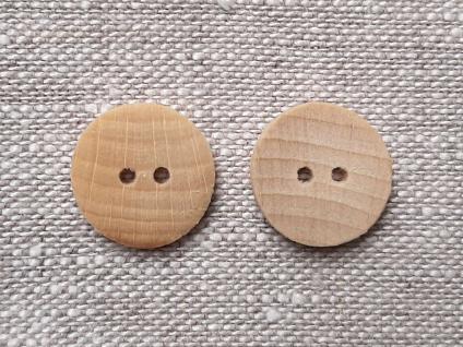 """Dřevěný knoflík 2 - 28"""" - ZV0013"""