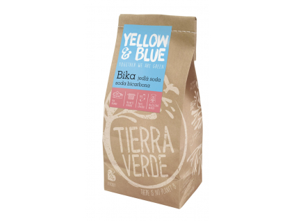 Bika – jedlá soda, soda bicarbona Tierra Verde - TV0004