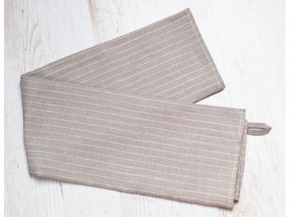 Plátěný ručník Lega - SS0052