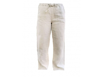 Konopné kalhoty přírodní UNI - SS0280_XXL