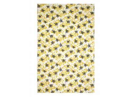 Včely lněná utěrka - SS0284