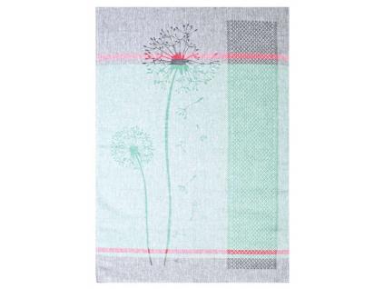 Lněná utěrka - Flora 3 - BL0076