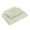 Lněný ručník soft světlý melír