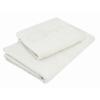 Lněný ručník soft bílý