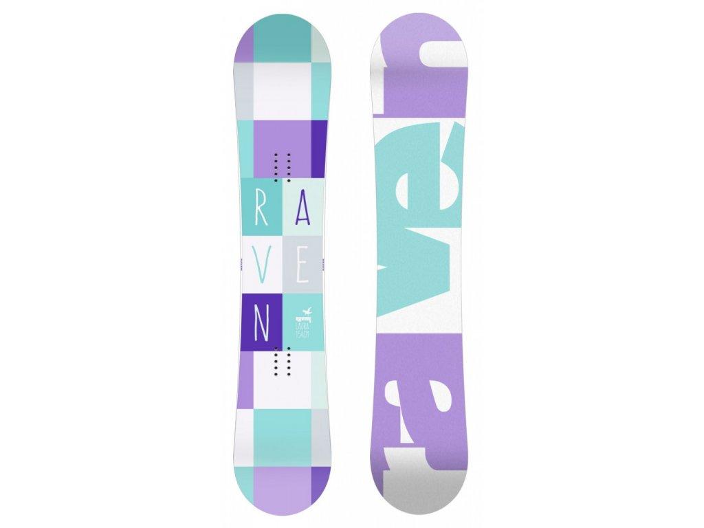 Snowboard Raven Laura
