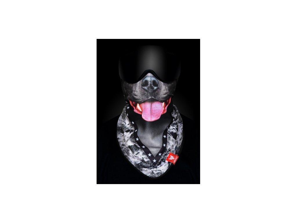 Nákrčník Wolface BAD DOG