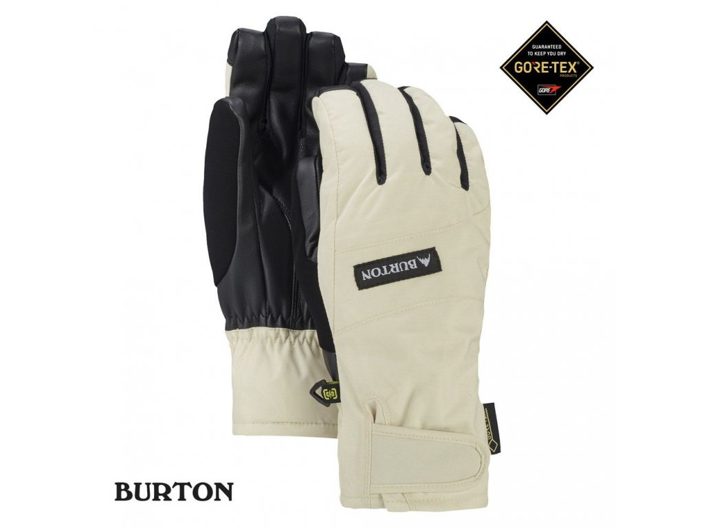 rukavice Burton Reverb Gore-Tex - Canvas