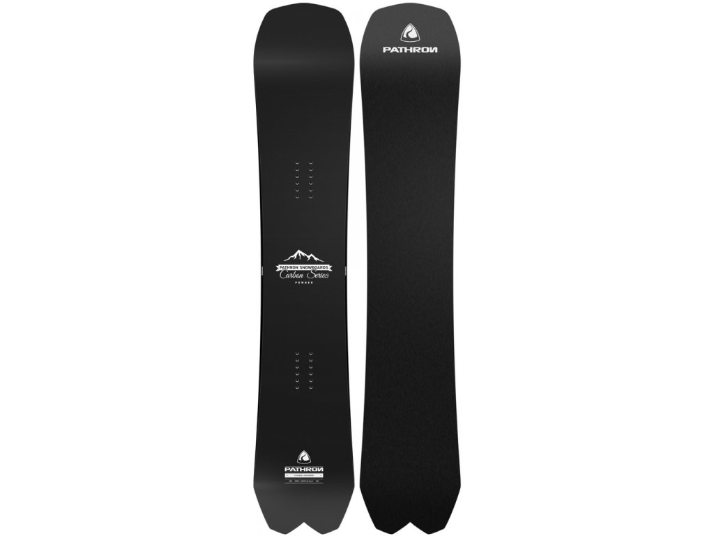 Snowboard Pathron Carbon powder