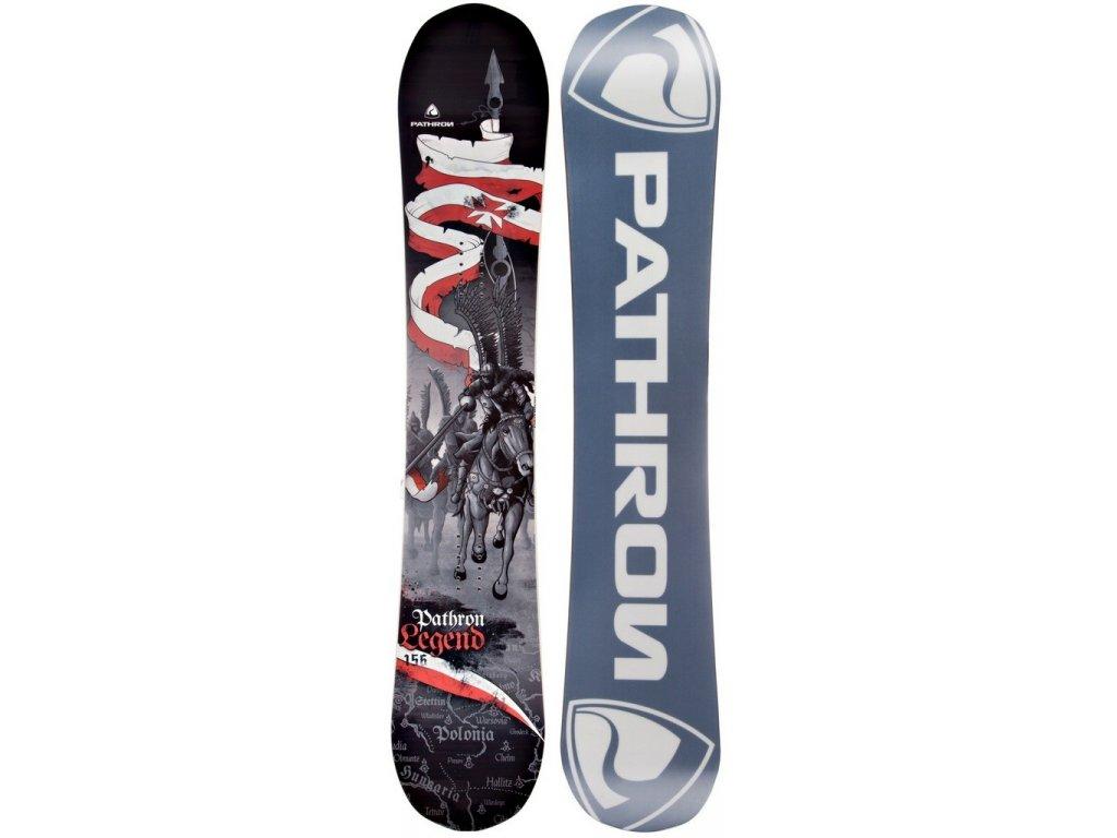 Snowboard Pathron Legend