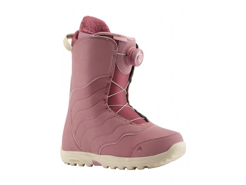 Zvýhodněné boty k setu BRTNMINTBOADUSTYROSE1819