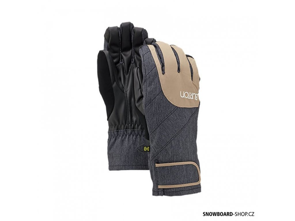 Rukavice Burton Approach Under Glove sandstruck/denim