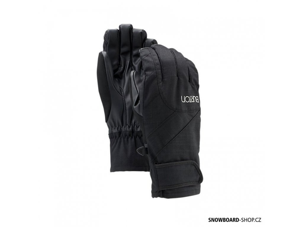Rukavice Burton Approach Under Glove true black