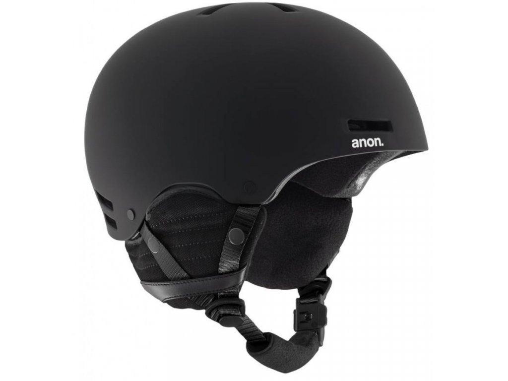 Dětská helma Anon Rime black