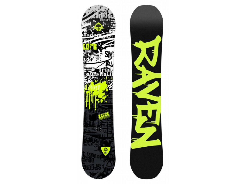 Snowboard Raven Core junior ABS kid